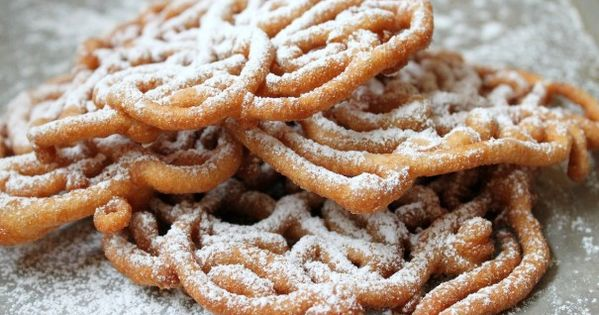 Funnel Cake Recipe With Aunt Jemima Pancake Mix