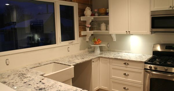 concrete countertops pros and cons blessed life atop a. Black Bedroom Furniture Sets. Home Design Ideas