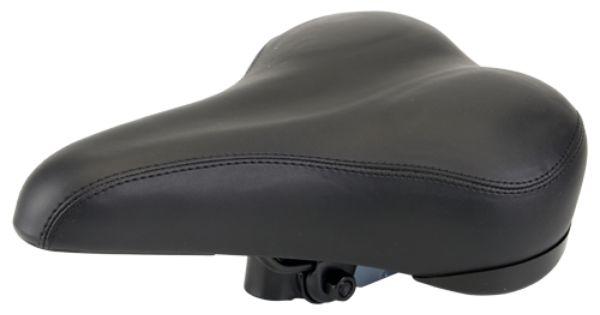 eur 6 99 techno luxe fietszadel gel comfort div