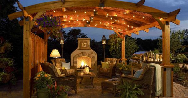 entirely patio backyards | Pergola Design Ideas | Patio Deck Designs Idea