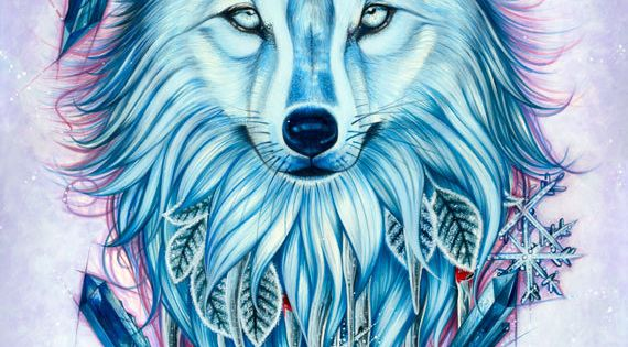 representation of wolves In western europe, wolves were not seen as positively in both german and norse mythology, wolf was a symbol of destruction and death vikings saw wolf as a representation of fenris (their chaos), who would bite through his chains and consume the sun at the end of time.