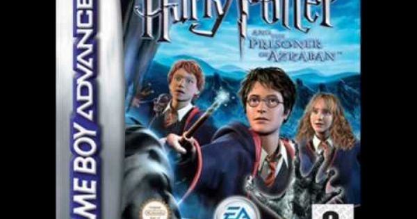 Harry Potter And The Poa Gba Title Screen Music The Prisoner Of Azkaban Prisoner Of Azkaban Gameboy