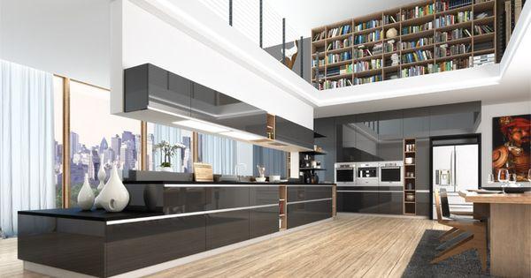 Vous rêvez d\'une cuisine moderne et design ? Charles Réma vous ...