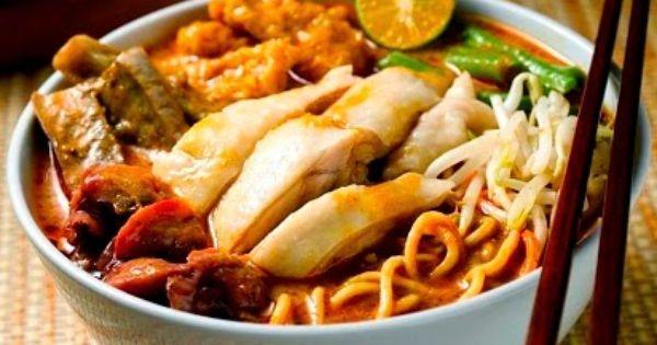 Resep Cara Membuat Laksa Bogor Masakan Malaysia Resep Masakan Resep Masakan Asia