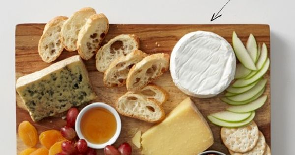 How to make a perfect cheese plate... this is awesome!