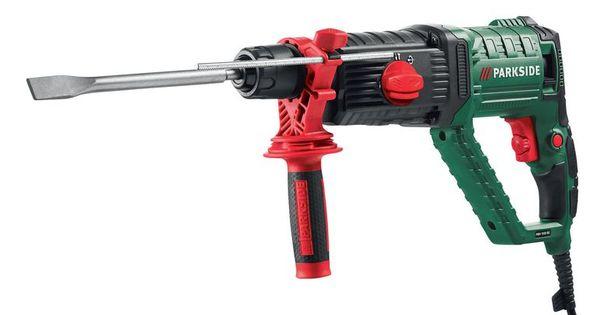 Parkside bohr und mei elhammer pbh 1050 b2 1 power for Pistola pneumatica parkside