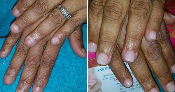 Sns Organic Nails By Yvonne This Is Before And After Pictures 2017 Please Contact 281 777 5821 For Appointment Organic Nails Nails Appointments