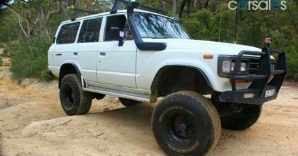 For Sale In Farmborough Heights Nsw 1989 Toyota Landcruiser