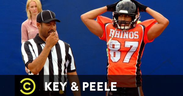 Key & Peele: McCringleberry's Excessive Celebration
