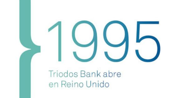 Triodos Bank 1995 Tech Company Logos Company Logo Vimeo Logo