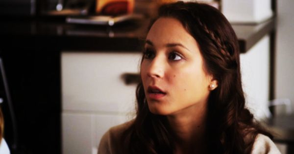 stocking cap weave hairstyles : Spencer hastings hair, Spencer hastings and Braids on Pinterest