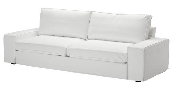Kivik sof cama 3 lugares blekinge branco ikea for Ikea piscinas