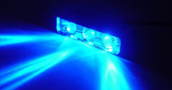 Logisys 3 Led Blue Lazer Light Mdled1bl Lazer Lights Led