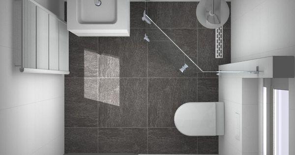 Kleine badkamer in 3d ontwerp je eigen badkamer op http for 3d badkamer inrichten