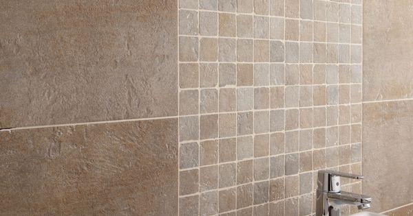 Carrelage vestige artens gr s c rame teint masse beige for Carrelage beige salle de bain