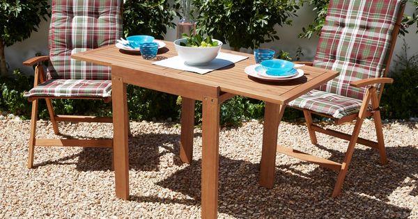 Gartenmobelset Borkum 5 Tlg 2 Klappsessel Tisch 65 130 Cm Eukalyptusholz Braun Jetzt Bestellen Unter Https Moe Gartenmobel Verstellbarer Tisch Garten