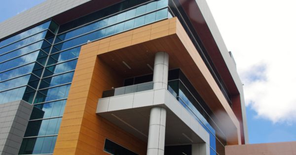 Viracon Your Single Source Architectural Glass Fabricator Hdr Architecture Architecture Medical Center