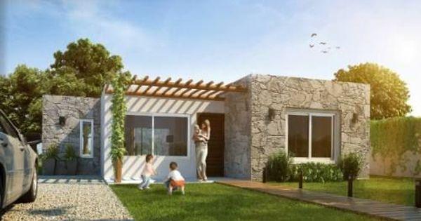 Casas acogedoras modernas buscar con google casa g for Fachadas de casas bonitas y economicas