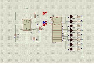 Shift Registers 74ls164 Circuit Projects Circuit