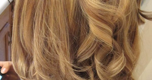 Blonde Hair With Lowlights Hair Pinterest Blondes
