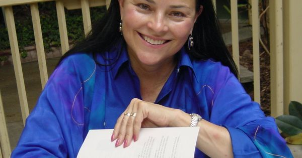 Diana Gabaldon- fiction writer, former cartoonist, PHD, and just happens to be