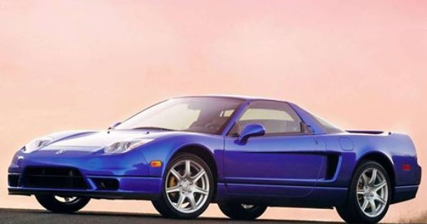 An Acura Is Just As Good The Second Time Around If You Bought Your Acura Used What Year Is It Nsx Acura Nsx Acura Nsx 2005