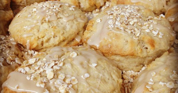 Maple Oat Scones @lilymeringue | The Beauty of Catering | Pinterest ...