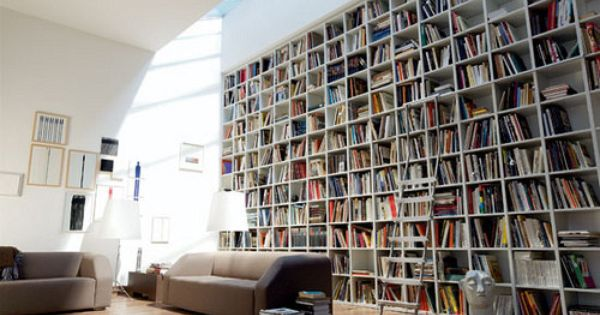 I WILL have a wall like this oneday!