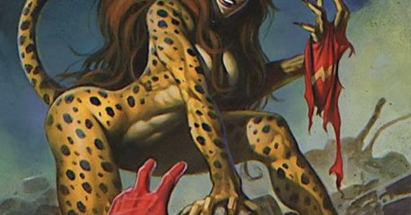 Pin By Doosan S Dashboard On Flamin Hot Cheetah S Cheetah Dc Comics Comic Villains Women Villains