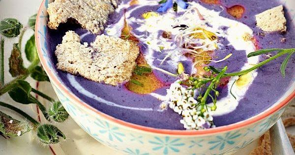 Les cuisines de garance soupe au chou rouge sans autre - Les cuisines de garance ...