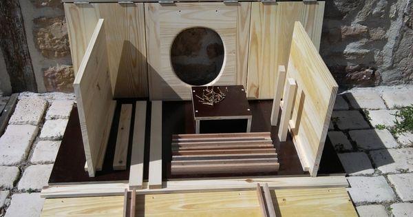kit toilette seche pour cabane toilettes seches toilette seche wc sec marmite norvegienne four. Black Bedroom Furniture Sets. Home Design Ideas