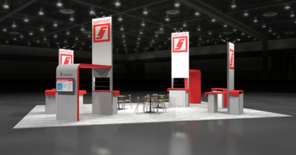 Trade Show Booth Objectives : Nimlok specializes in trade show booth design and medical