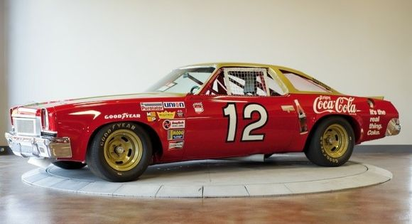 bobby allison historic nascar 1973 chevy chevelle bring a trailer red cars pinterest. Black Bedroom Furniture Sets. Home Design Ideas