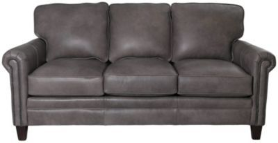 Smith Brothers 234 Collection 100 Leather Sofa Homemakers Furniture Leather Sofa Homemakers Furniture Genuine Leather Sofa
