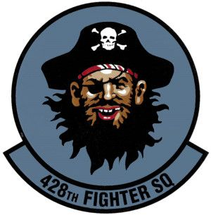 428th Fighter Squadron 428 Fs Is Part Of The 366th Fighter Wing At Mountain Home Air Force Base Idaho Currently It Operates F Air Force Bases Air Force Patches Fighter Jets