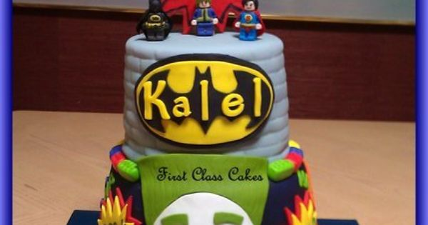 Cake Decorating Classes In Lakeland Fl : Lego Batman Cake - by First Class Cakes @ CakesDecor.com ...