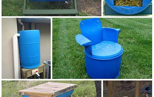 10 Impressive Things To Make With 55 Gallon Plastic
