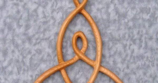 Mother and Child Knot. Tattoo idea