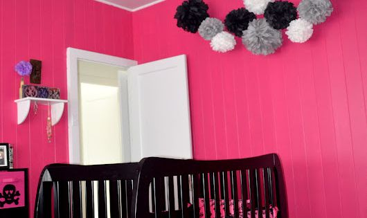 Super Cute Baby Girl Nursery ♥
