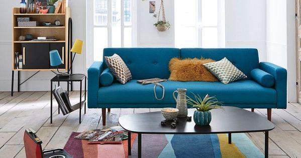 canap convertible 3 places tuske la redoute interieurs prix promo canap la huis. Black Bedroom Furniture Sets. Home Design Ideas