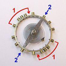 Balance Wheel Clock Repair Watch Complications Horology