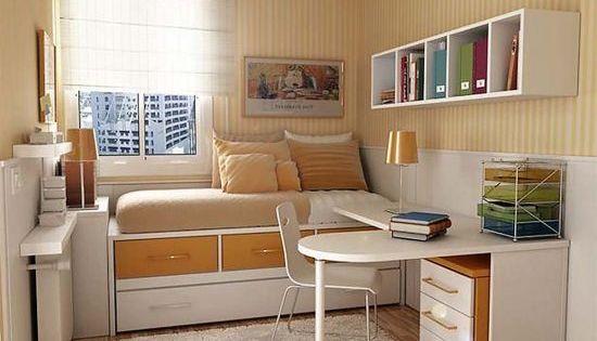Tips Desain Interior Kamar Tidur Ukuran 2x2 Meter Minimalis  BAGUS  Pinterest