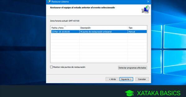 Comprimir Video Sin Perder Calidad Como Crear Un Punto De Restauracion En Windows Puntos Windows Y