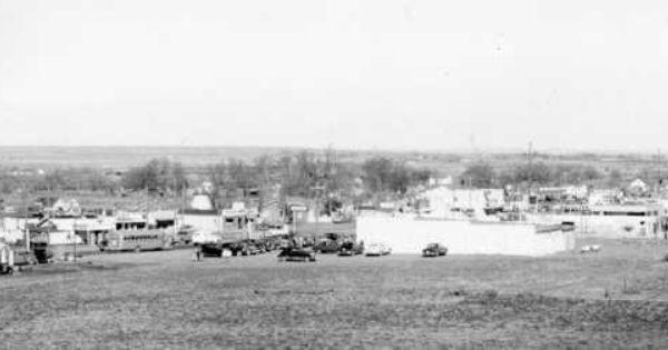 Richland Y Richland Wa 1950 S Richland Kennewick Washington History