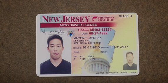 How To Get A Driver S Permit In Nj