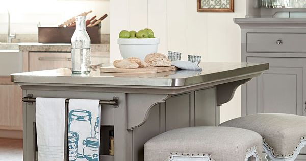 Quot The Kitchen Island Quot Is Part Of The Paula Deen Dogwood