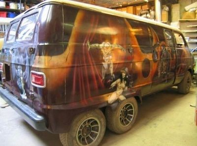 Customizations Of The World S Greatest Van Astrosafarivans Com