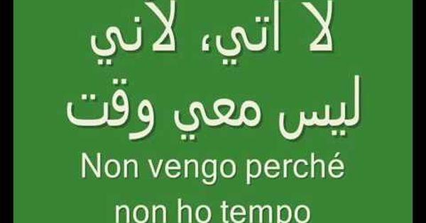 تعلم اللغة الايطالية كيف تتكلم عن الوقت بالايطالى Youtube Learning Italian Italian Language Language