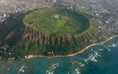 Dream travel: Diamond Head Honolulu, Hawaii