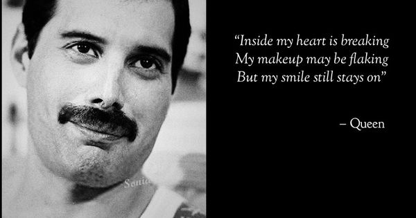 Pin By Carla Myers On Random Thoughts Freddie Mercury Musician Mercury